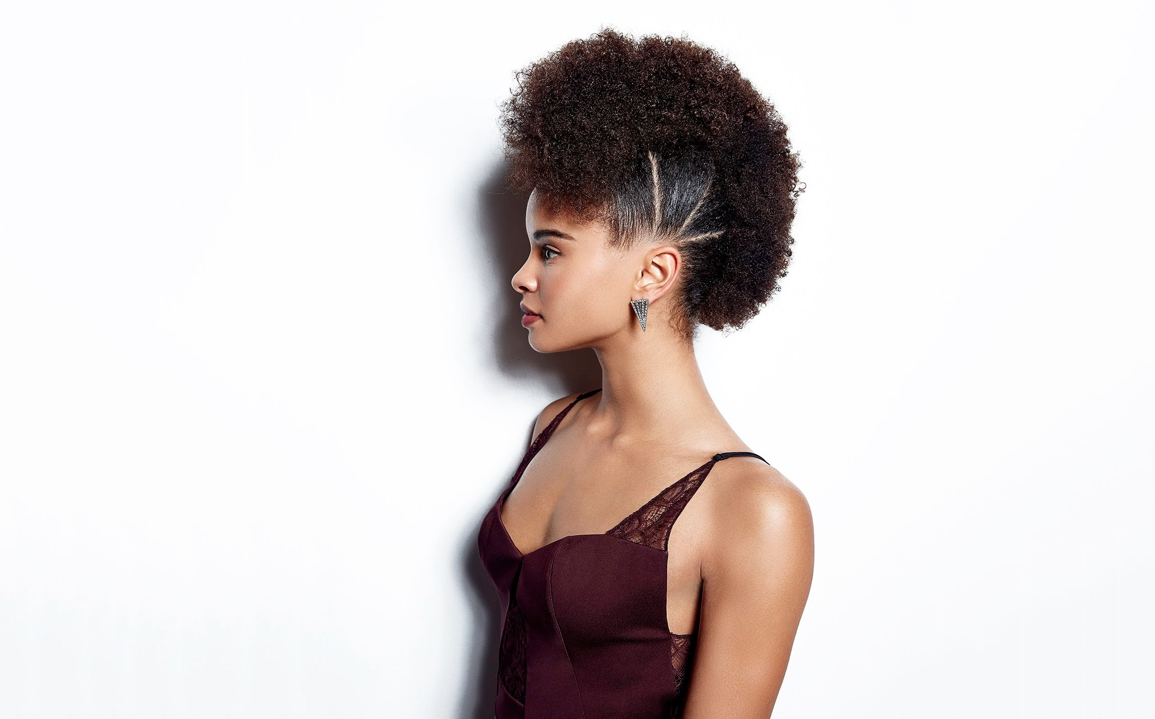 Well Known Fierce Faux Mohawk Hairstyles Inside How To Upgrade Your Updo: The Fierce Fauxhawk – Youtube (View 18 of 20)