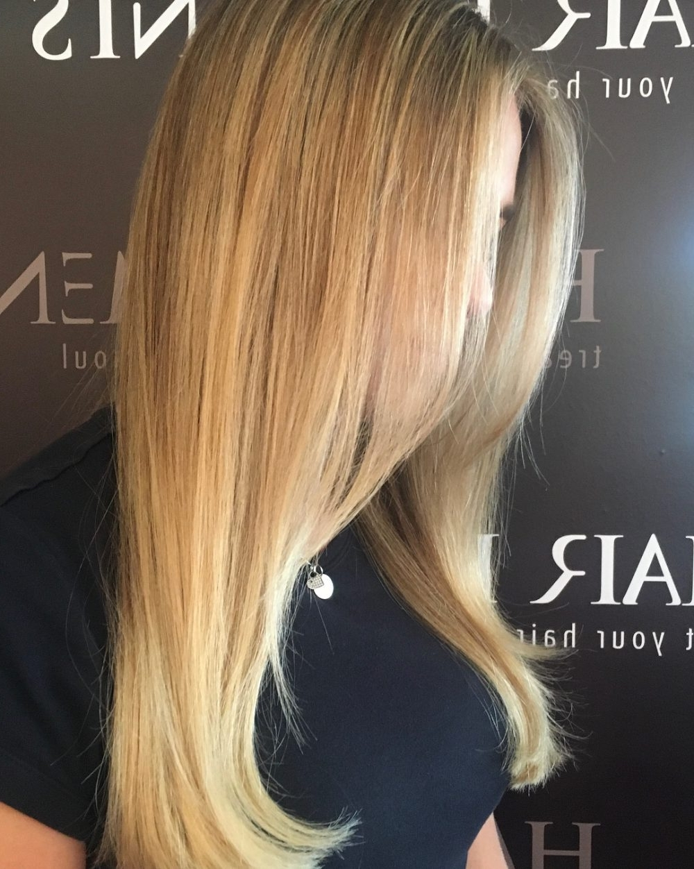 Well Known Golden Blonde Balayage Hairstyles Intended For 21 Hottest Honey Blonde Hair Color Ideas Of  (View 17 of 20)
