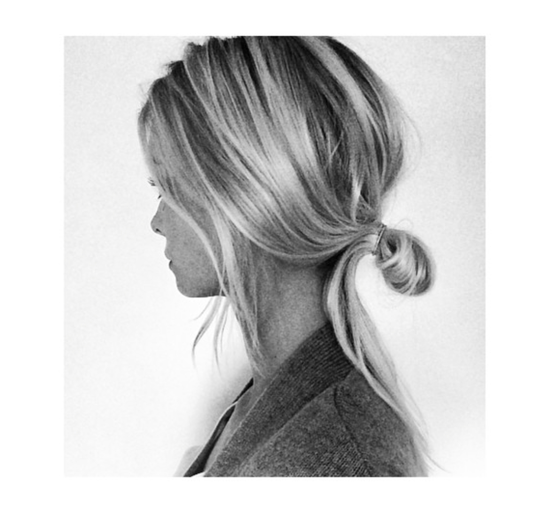 Well Known Loose And Looped Ponytail Hairstyles Intended For Long, Fine, Blond Hair Pulled Into A Ponytail Of Sorts (View 19 of 20)