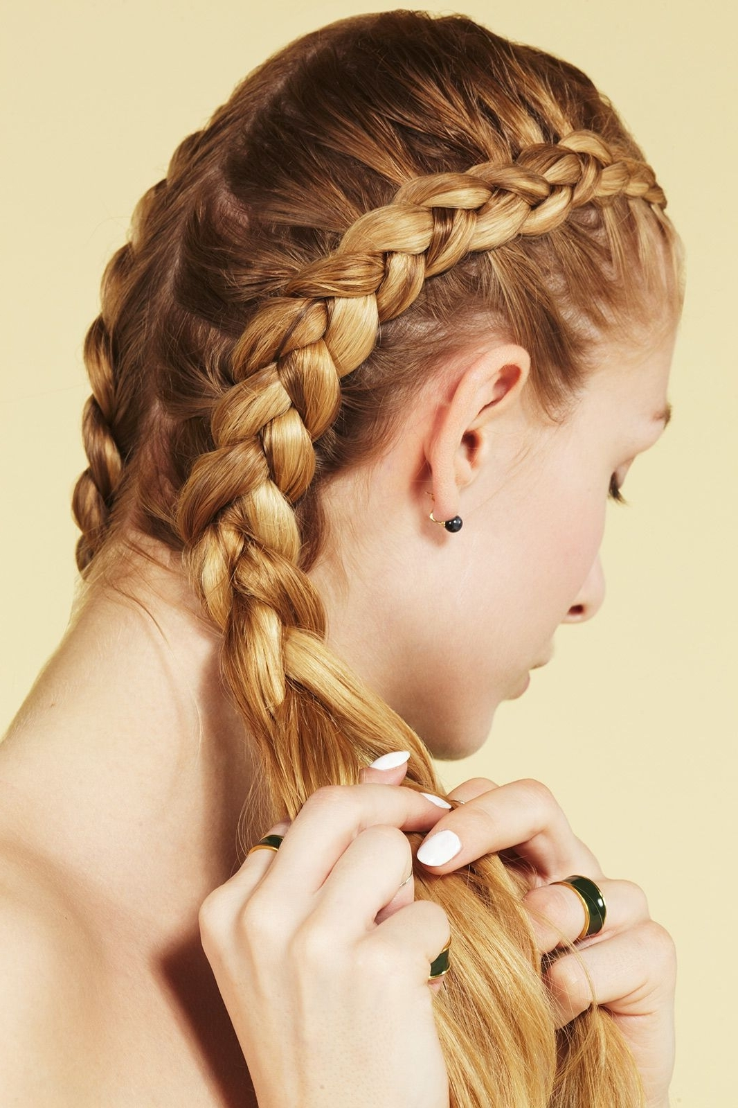 Well Known Macrame Braid Hairstyles With Regard To How To Braid Your Hair 5 New Ways (View 20 of 20)