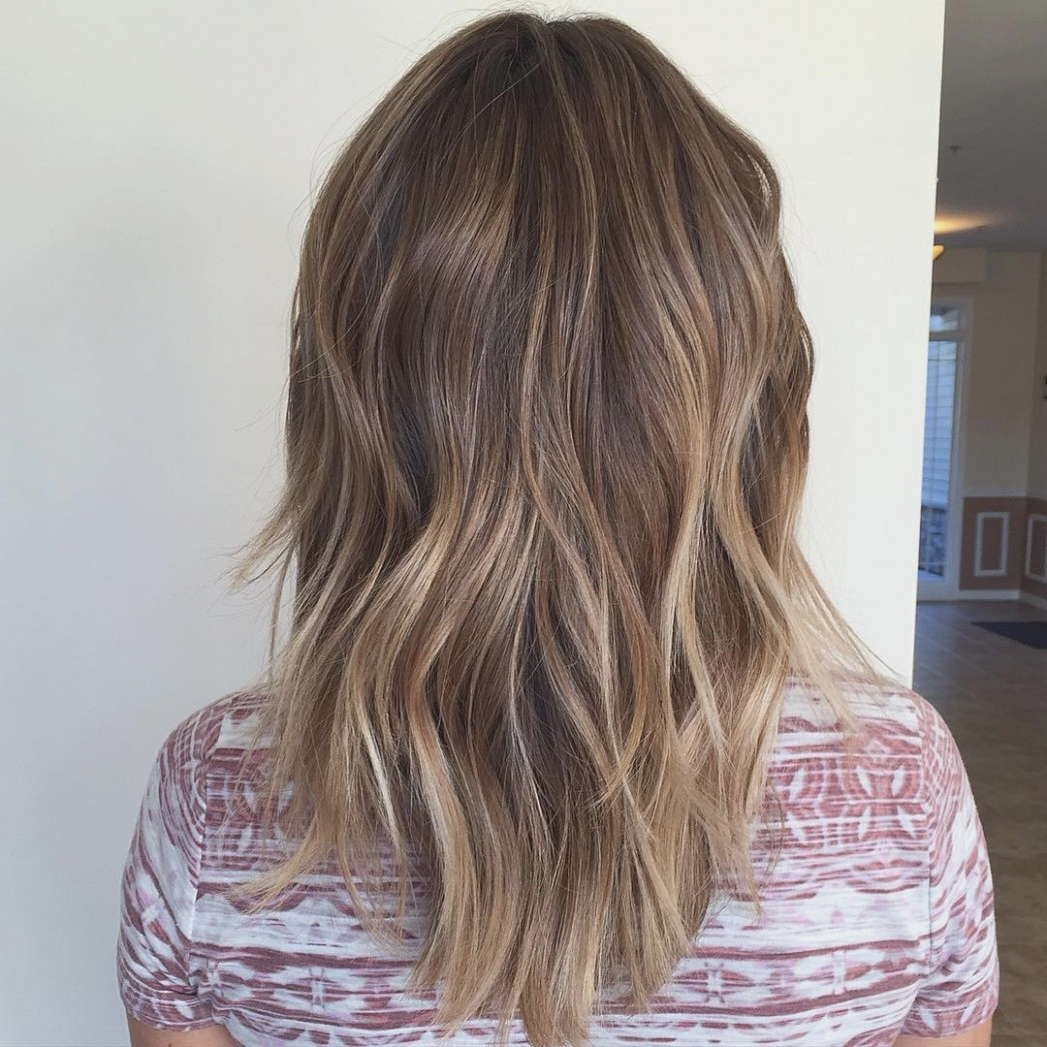 Well Known Medium Blonde Balayage Hairstyles Intended For 46 Hottest Balayage Hair Color Ideas 46 – Balayage Hairstyles For (View 17 of 20)