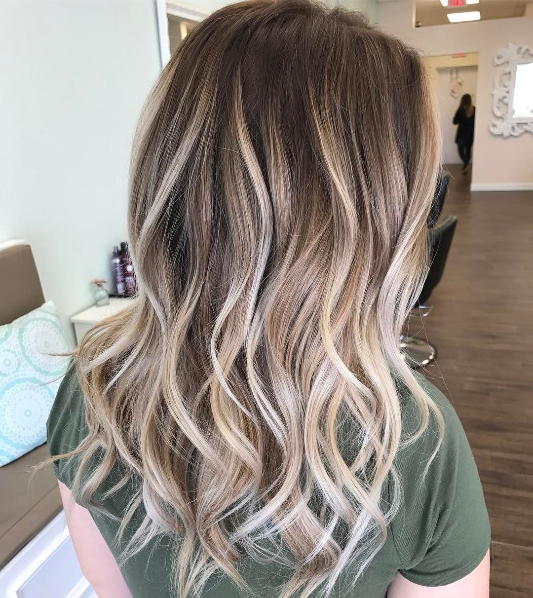 Well Known Pearl Blonde Highlights Pertaining To Pearl Hair Color Awesome Highlights And Lowlights For A Pearl Blonde (View 13 of 20)