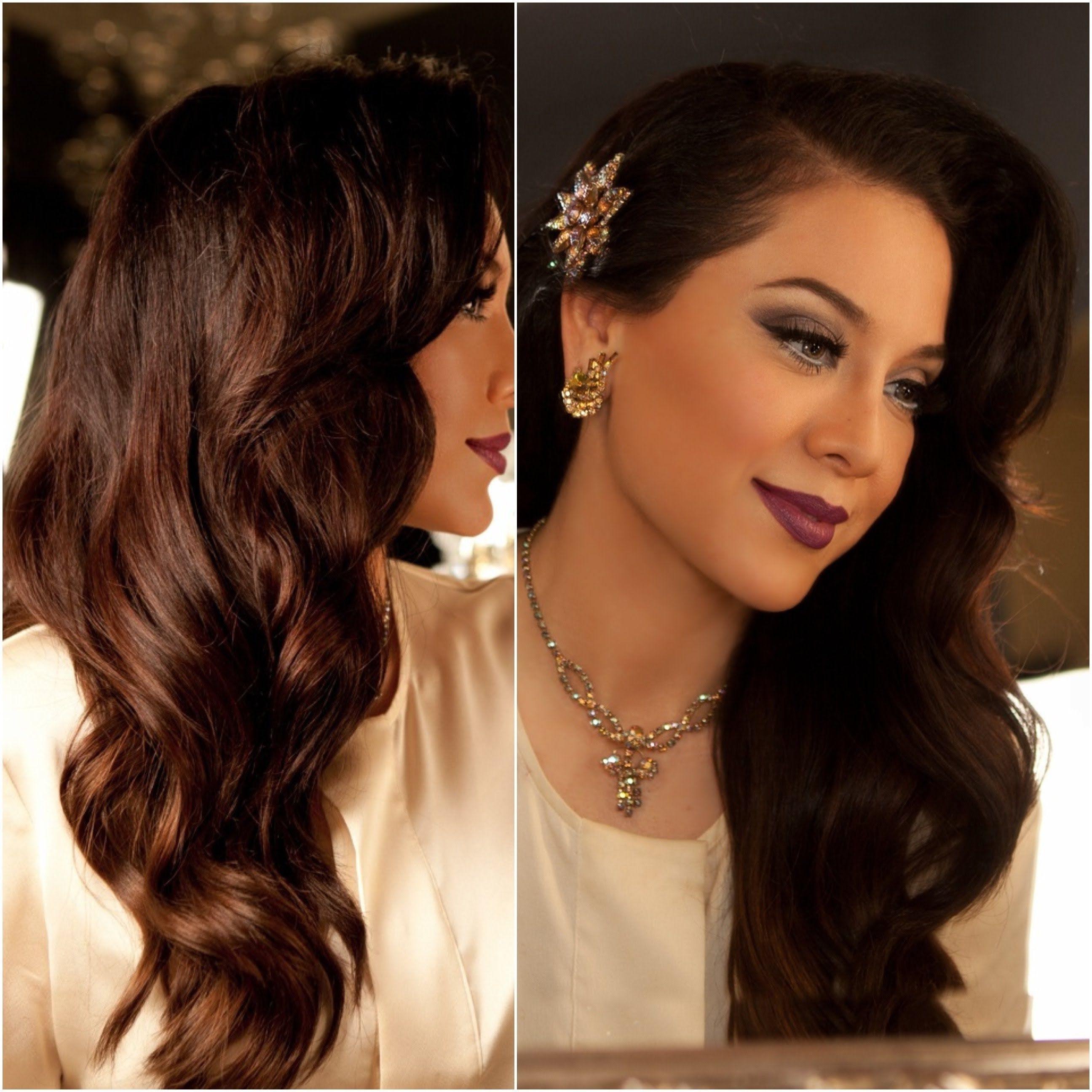 Well Known Retro Glam Ponytail Hairstyles In Pinemily Braneff On That Hair! In  (View 18 of 20)