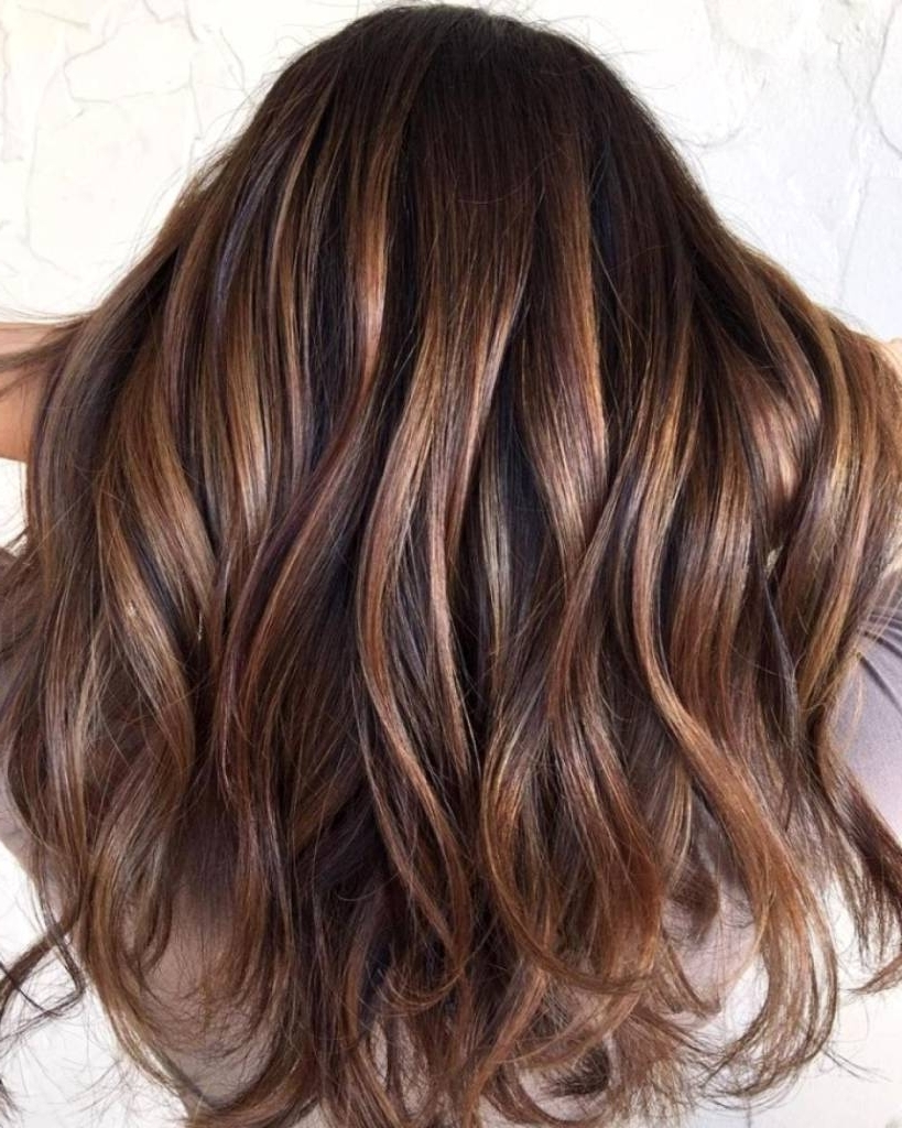 Well Known Rosewood Blonde Waves Hairstyles Within Different Types Of Highlights For Hair – Curlyhairstyles (View 19 of 20)