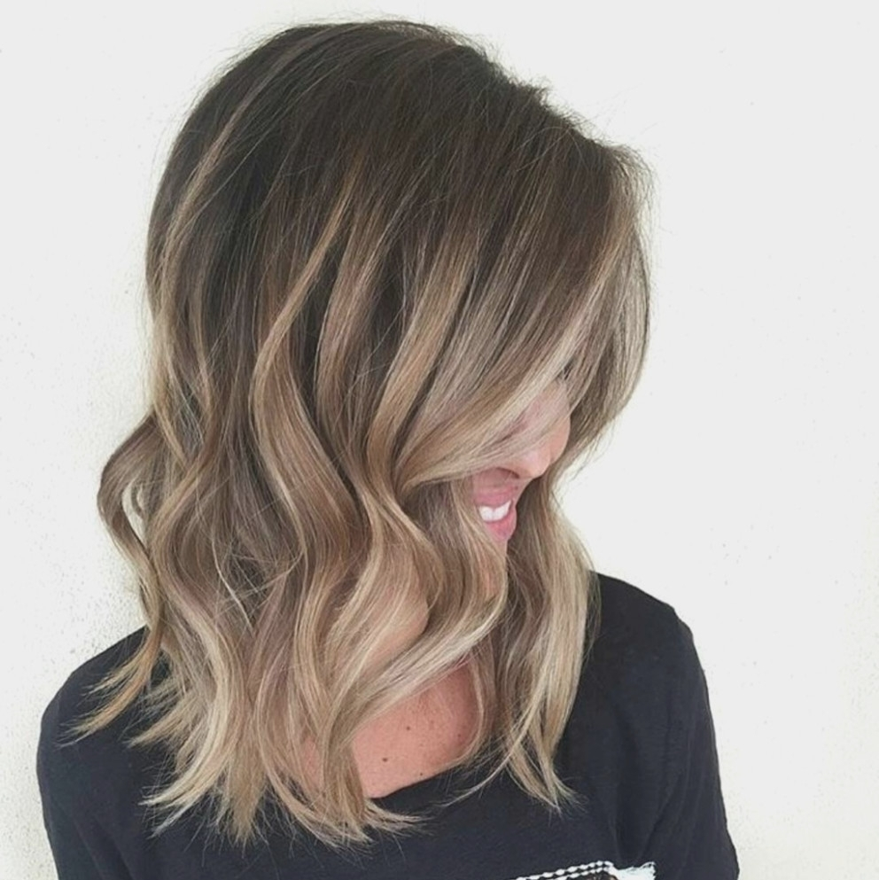 Well Known Shoulder Length Ombre Blonde Hairstyles Throughout Medium Length Ombre Balayage Hair Color Ideas With Blonde Brown (View 19 of 20)