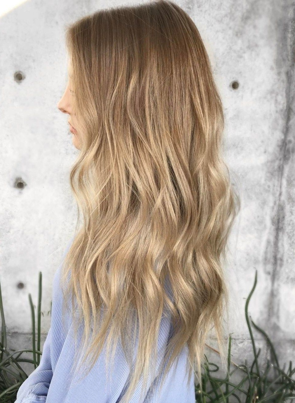 Well Known Subtle Blonde Ombre In 50 Blonde Hair Color Ideas For The Current Season (View 18 of 20)