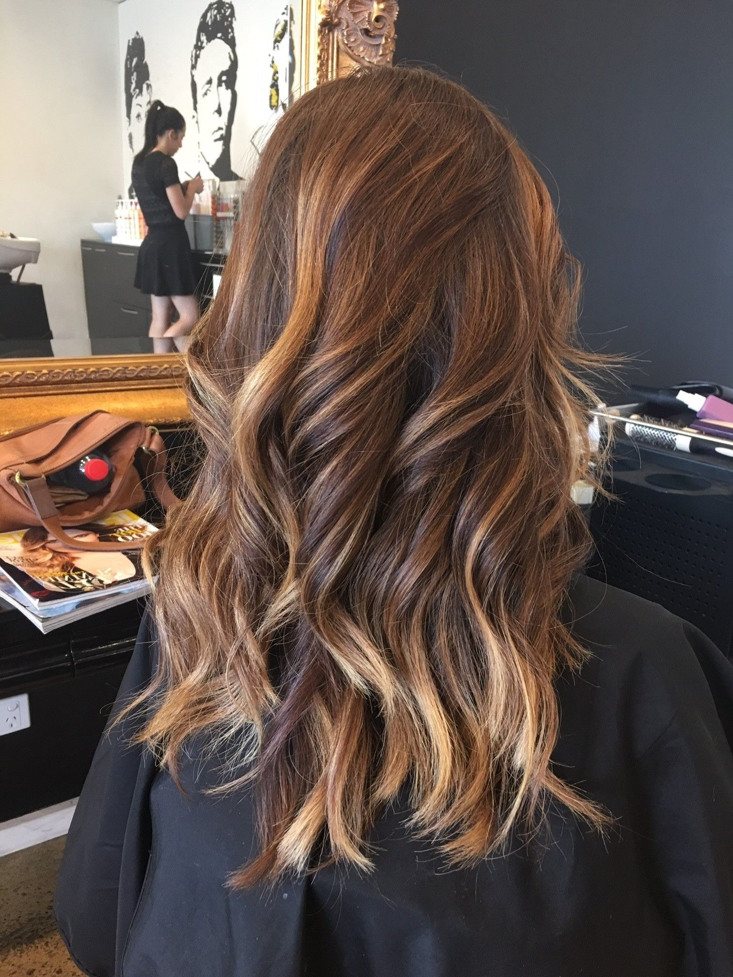 Well Known Tortoiseshell Curls Blonde Hairstyles With Regard To Kinky #curly #straight #hair #uros #mikic #tortoiseshell #adelaide (View 3 of 20)