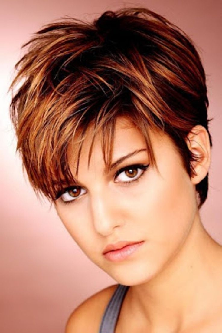 Well Known Two Toned Pony Hairstyles For Fine Hair With Regard To 21 Best Short Haircuts For Fine Hair (View 20 of 20)