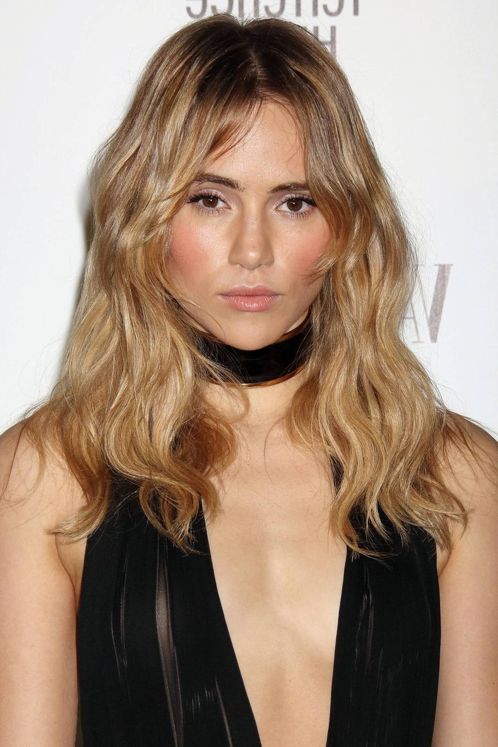 Well Known Voluminous And Carefree Loose Look Blonde Hairstyles With Celebrity Hairstyle Ideas & Pictures 2015; Bobs, Short Hair Cuts (View 20 of 20)