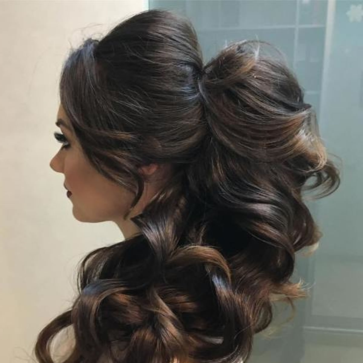 Well Liked Bouffant Ponytail Hairstyles Throughout The 20 Most Attractive Ponytail Hairstyles For Women – Hairstyles (View 19 of 20)