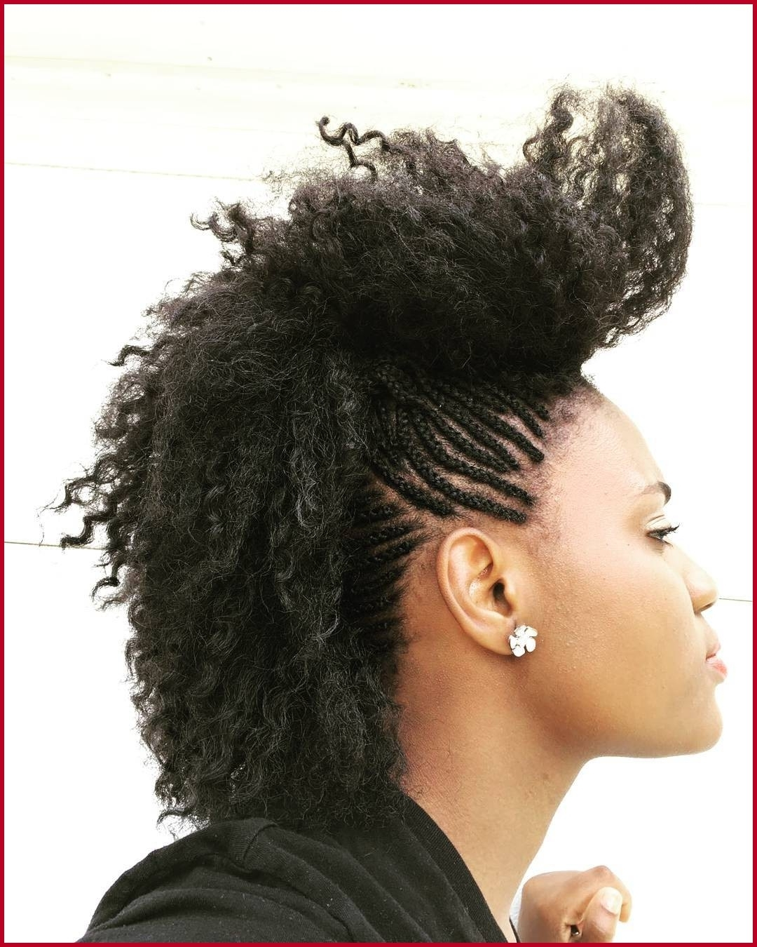 Well Liked Braided Hawk Hairstyles Pertaining To Braided Mohawk Hairstyles 46903 Mohawk Braids 12 Braided Mohawk (View 7 of 20)