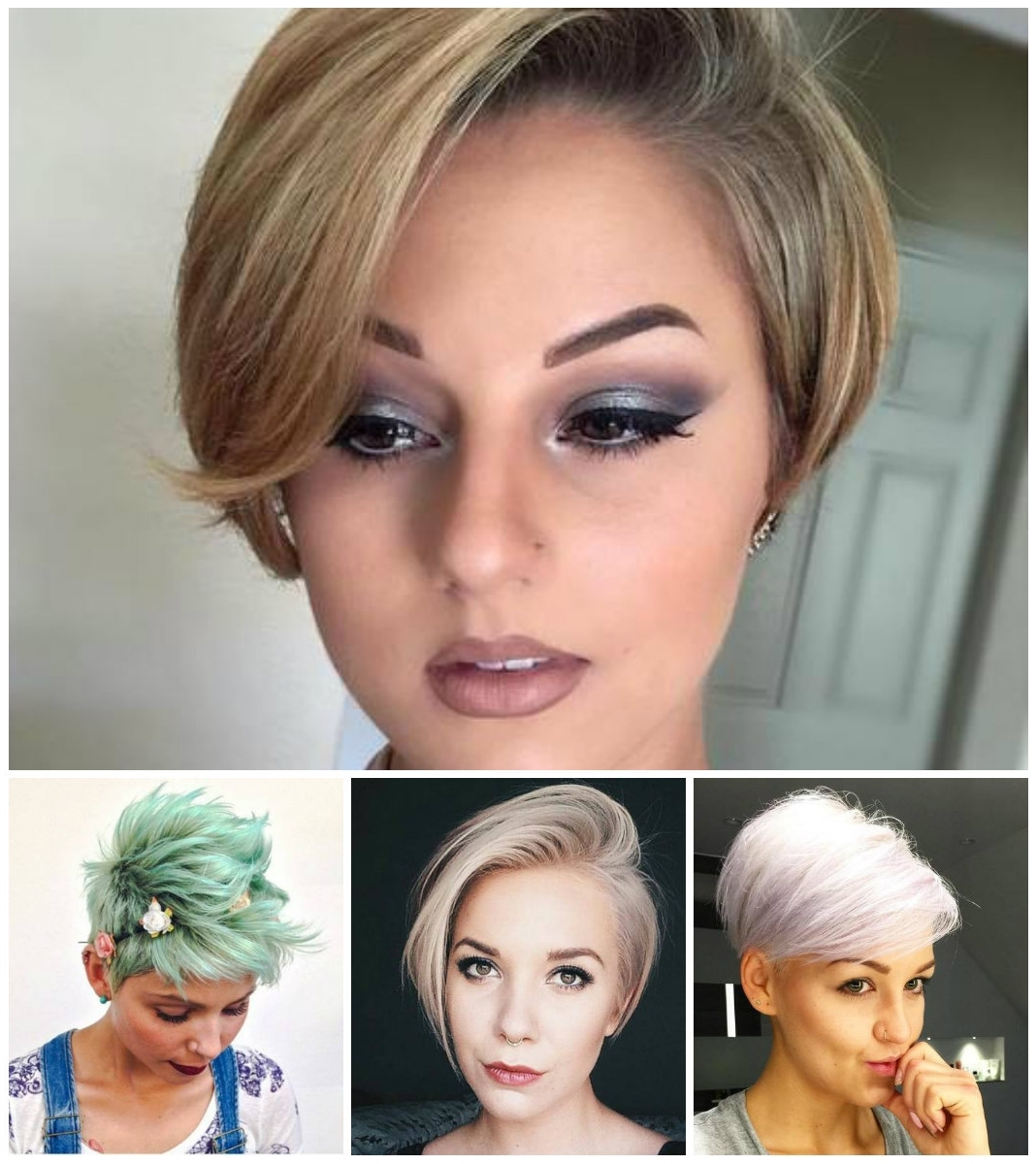 Well Liked Long Voluminous Pixie Hairstyles Regarding Gorgeous Long Pixie Hairstyles For 2018 – New Hairstyles 2017 For (View 18 of 20)