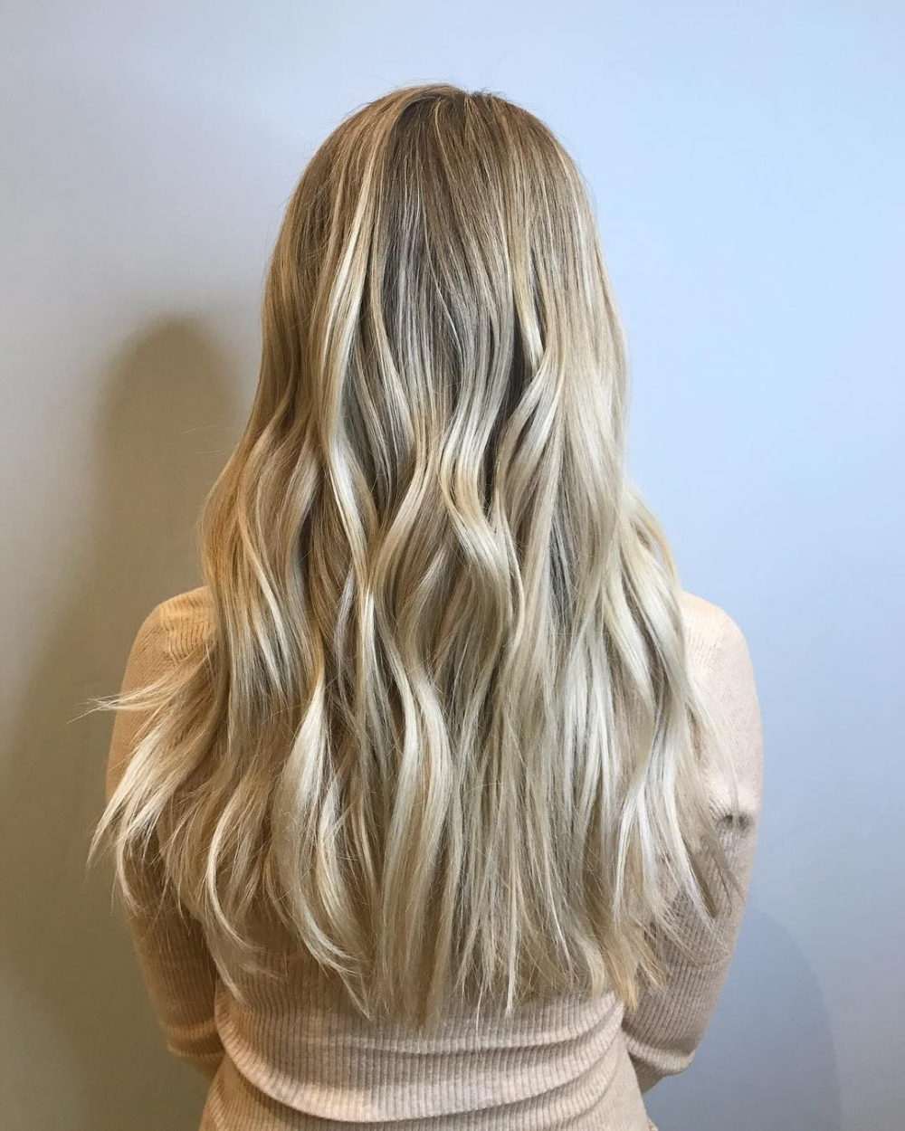 Well Liked No Fuss Dirty Blonde Hairstyles In 30 Top Long Blonde Hair Ideas – Bombshell Alert! (View 20 of 20)