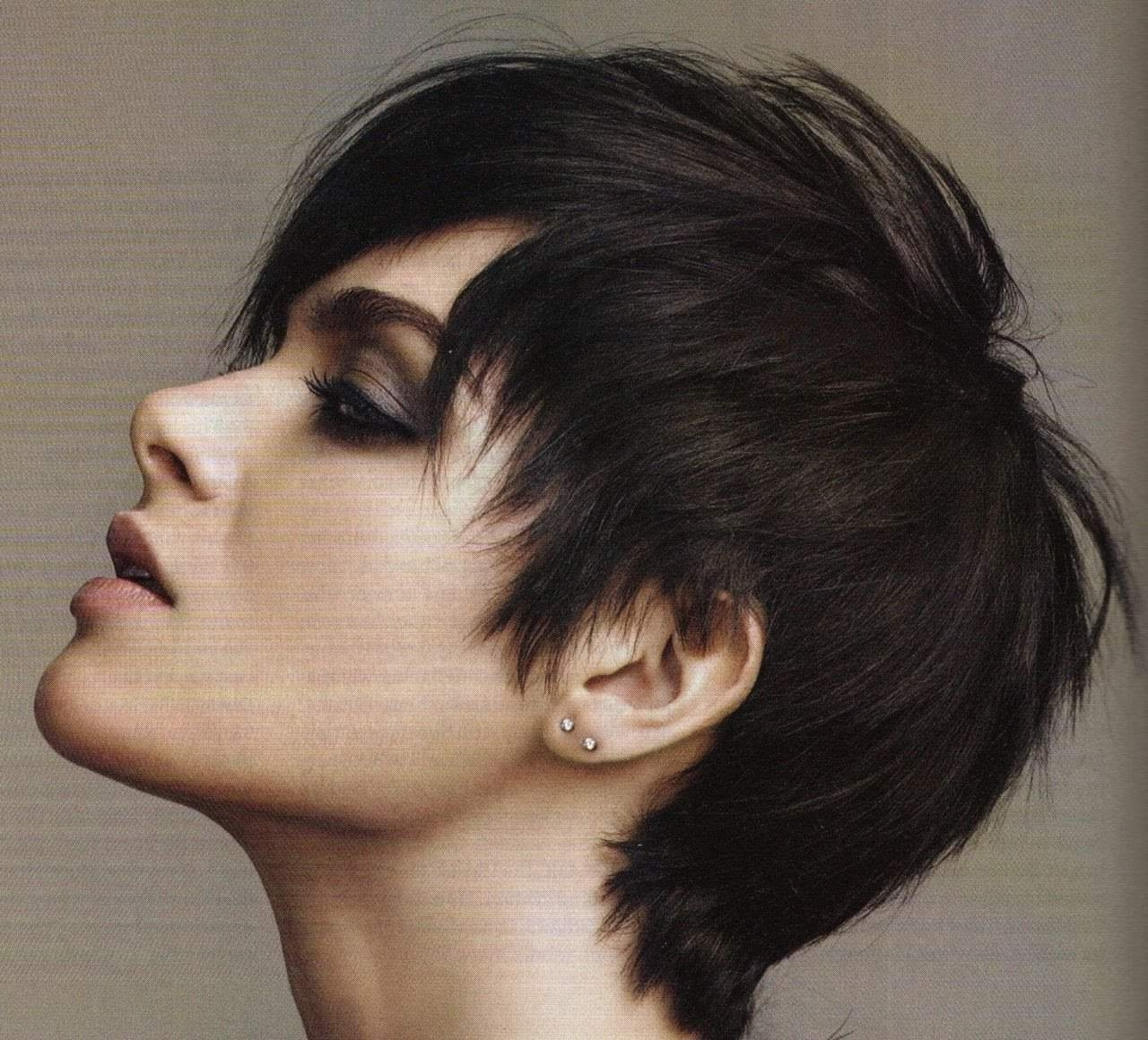 Well Liked Platinum Blonde Disheveled Pixie Hairstyles Intended For 8 Reasons You Should Get A Pixie Haircut (View 19 of 20)