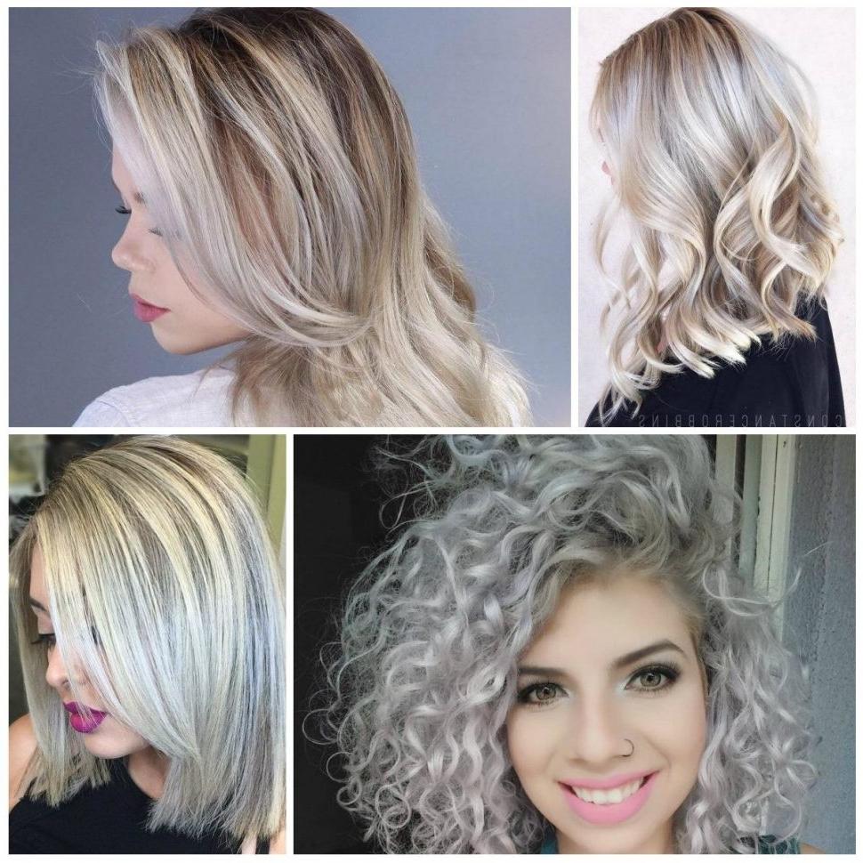 Well Liked Platinum Blonde Long Locks Hairstyles For Women Hairstyle : Marvelous Platinum Blonde Hairstyles Astonishing (View 19 of 20)