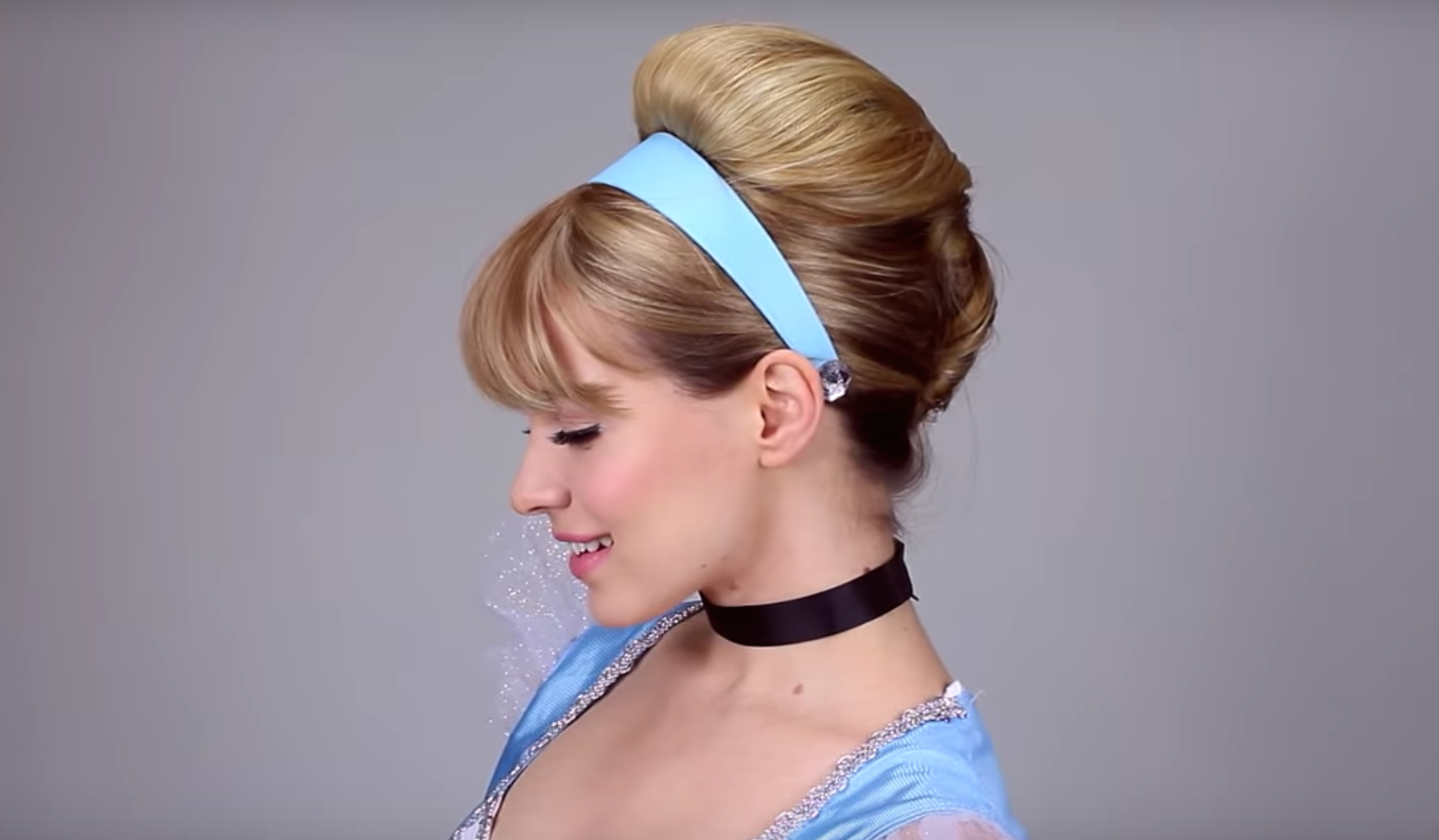 Well Liked Princess Tie Ponytail Hairstyles Inside 11 Disney Princess Hair Tutorials For Halloween That'll Make You (View 18 of 20)