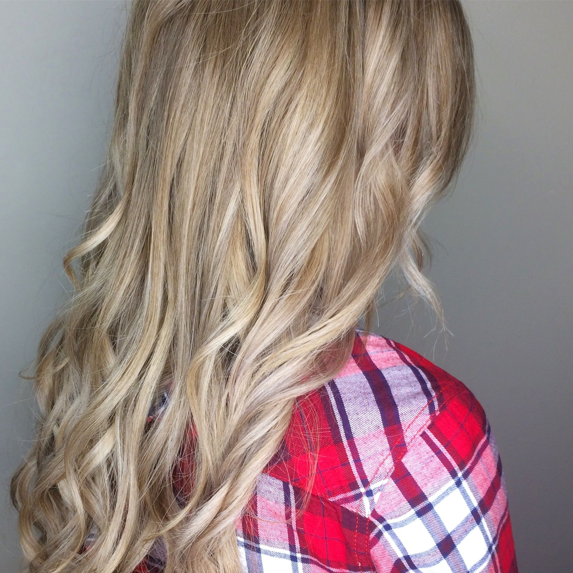 Well Liked Wheat Blonde Hairstyles Pertaining To Balayage / Wheat Blonde (View 17 of 20)