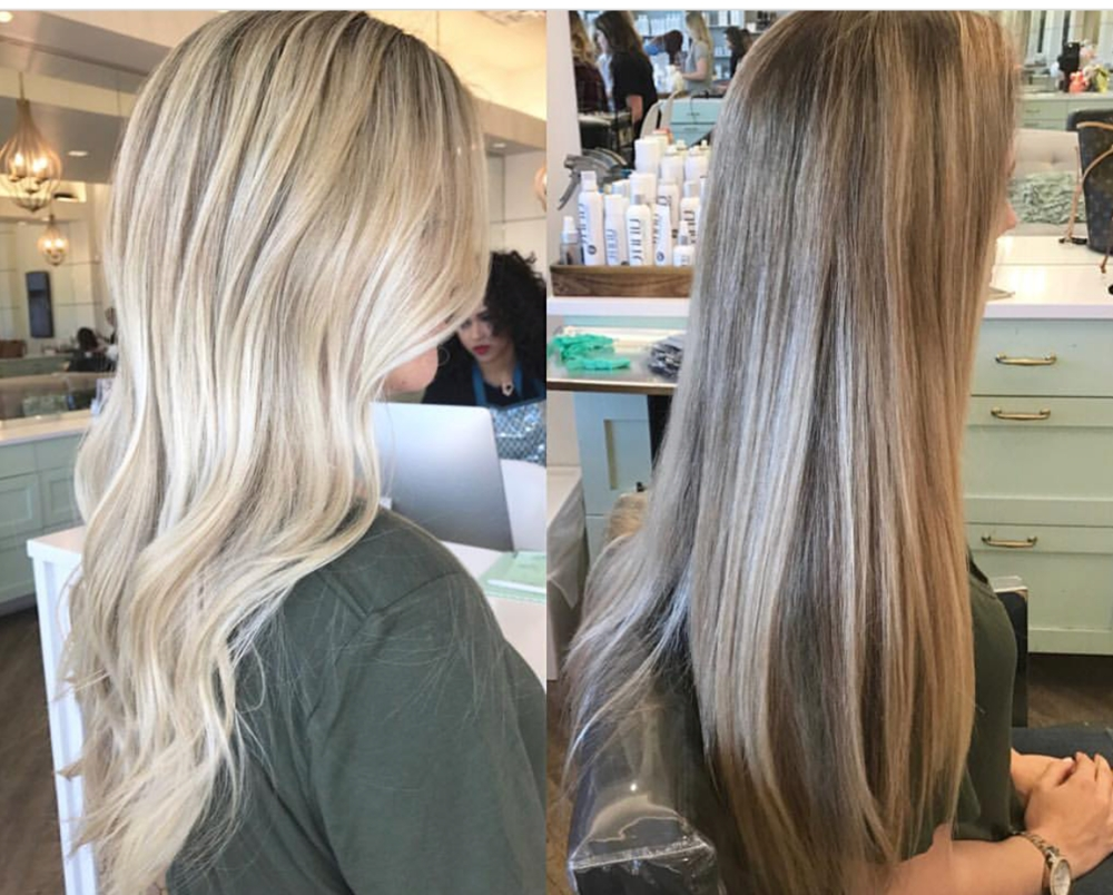 What To Ask Your Stylist For To Get The Color You Want: Blonde In Well Known Pearl Blonde Highlights (View 8 of 20)