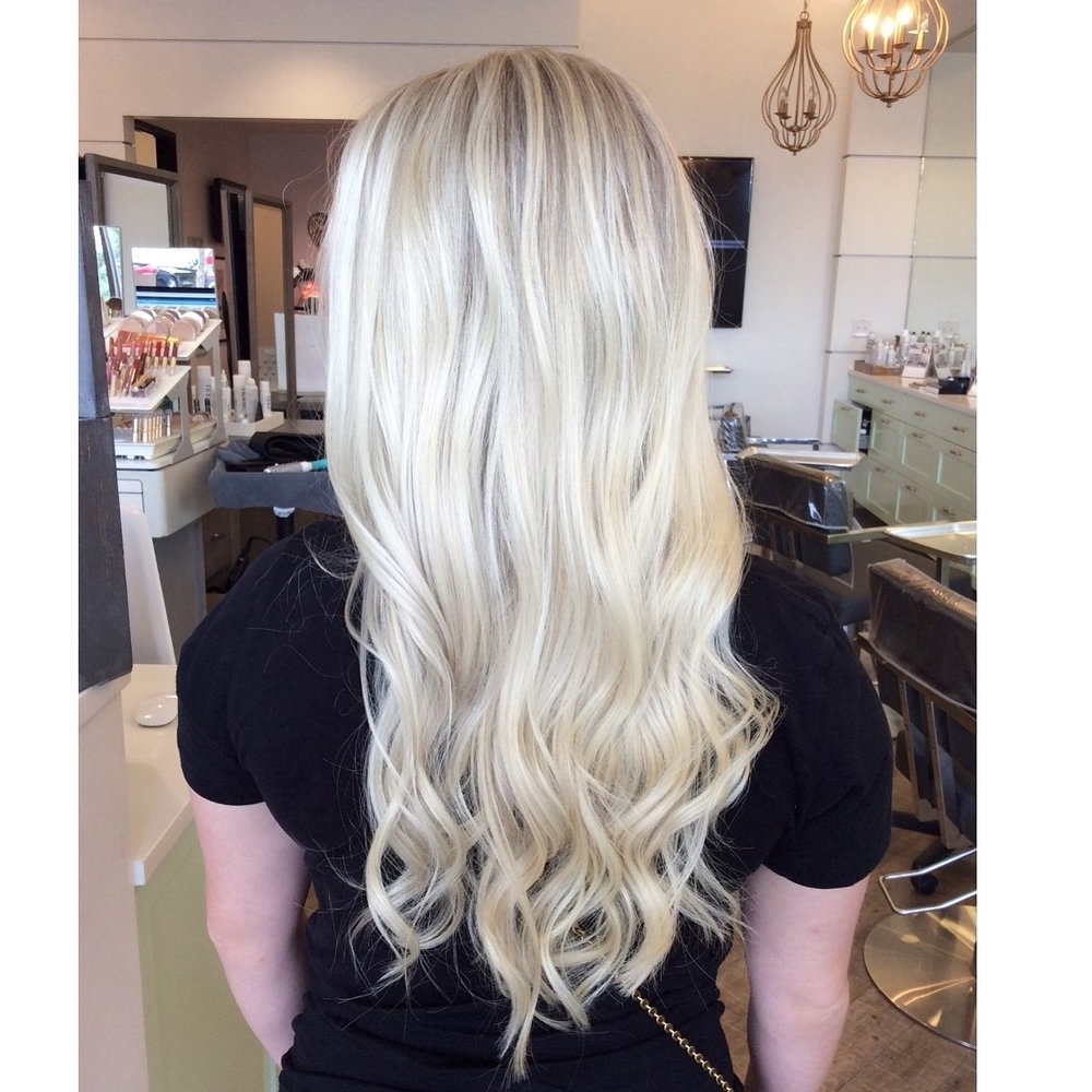 What To Ask Your Stylist For To Get The Color You Want: Blonde Throughout Well Known Pearl Blonde Highlights (View 2 of 20)