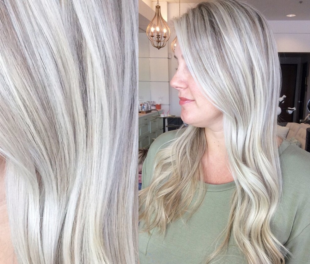 What To Ask Your Stylist For To Get The Color You Want: Blonde Within Favorite Pearl Blonde Highlights (View 17 of 20)
