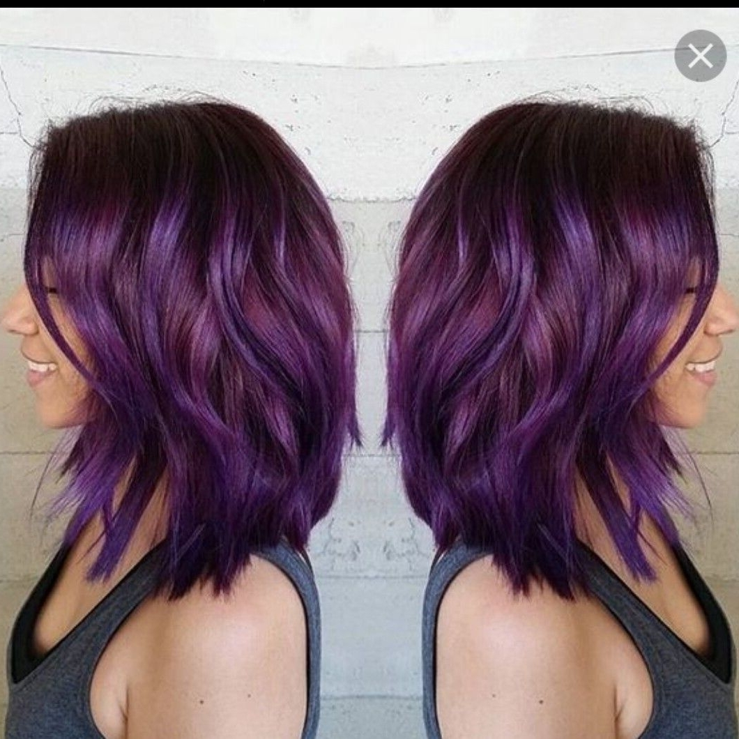 Widely Used Blonde Bob Hairstyles With Lavender Tint With I Wish I Had Blonde Hair So I Wouldn't Have To Bleach Mine And I (View 12 of 20)