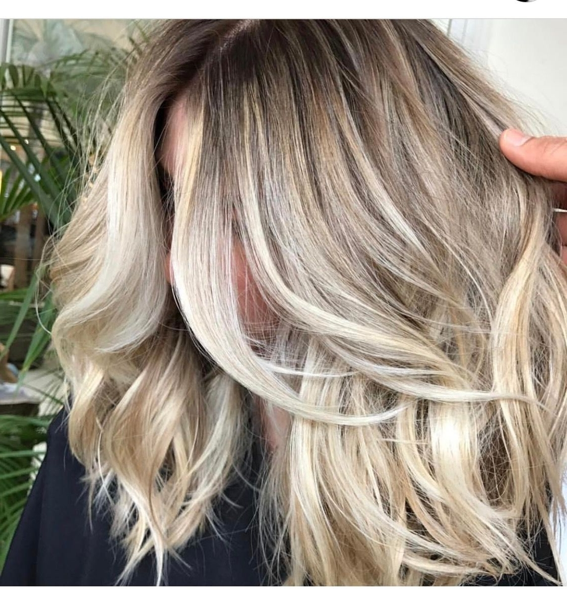 Widely Used Creamy Blonde Waves With Bangs Throughout Creamy Blonde, I Love This Colour, I Wonder If I Could Get To It (View 3 of 20)
