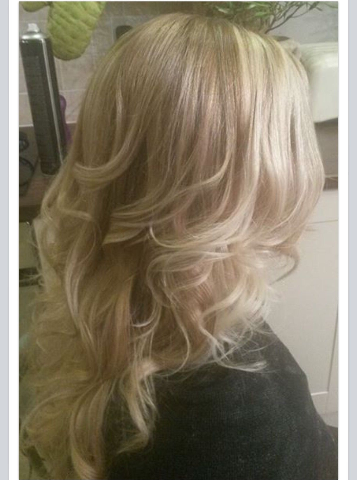 Widely Used Fade To White Blonde Hairstyles For Caramel Ash Brown And White Blonde Subtle Fade Ombré (View 5 of 20)