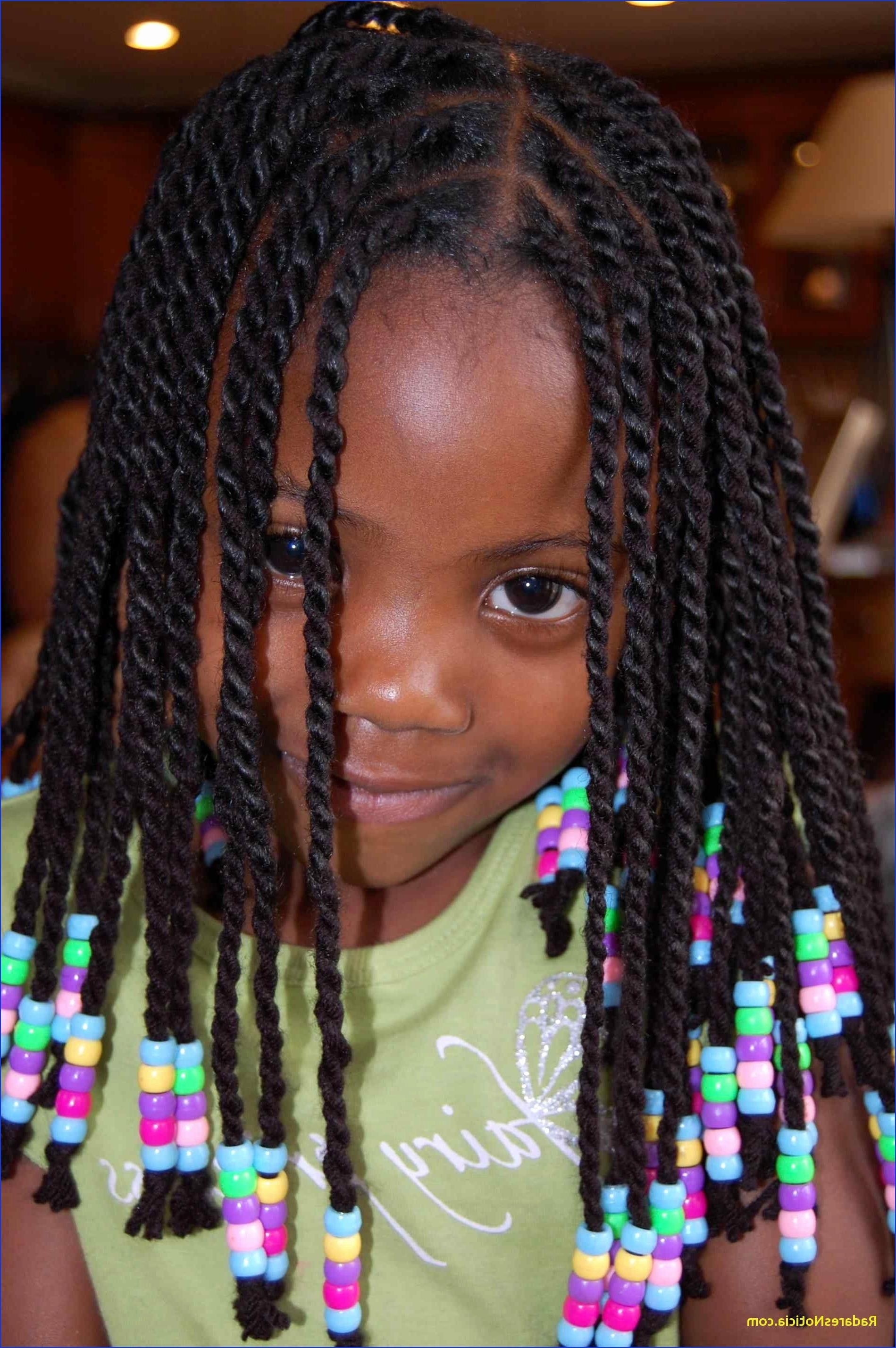 Widely Used Long Braided Ponytail Hairstyles Within Braided Ponytail Hairstyles For Black Hair Fresh Black Children (View 18 of 20)