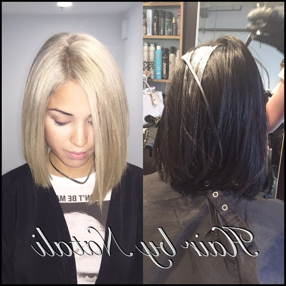 Widely Used Pretty Smooth Criminal Platinum Blonde Hairstyles Regarding Hairnatali – 162 Photos & 45 Reviews – Hair Stylists –  (View 20 of 20)