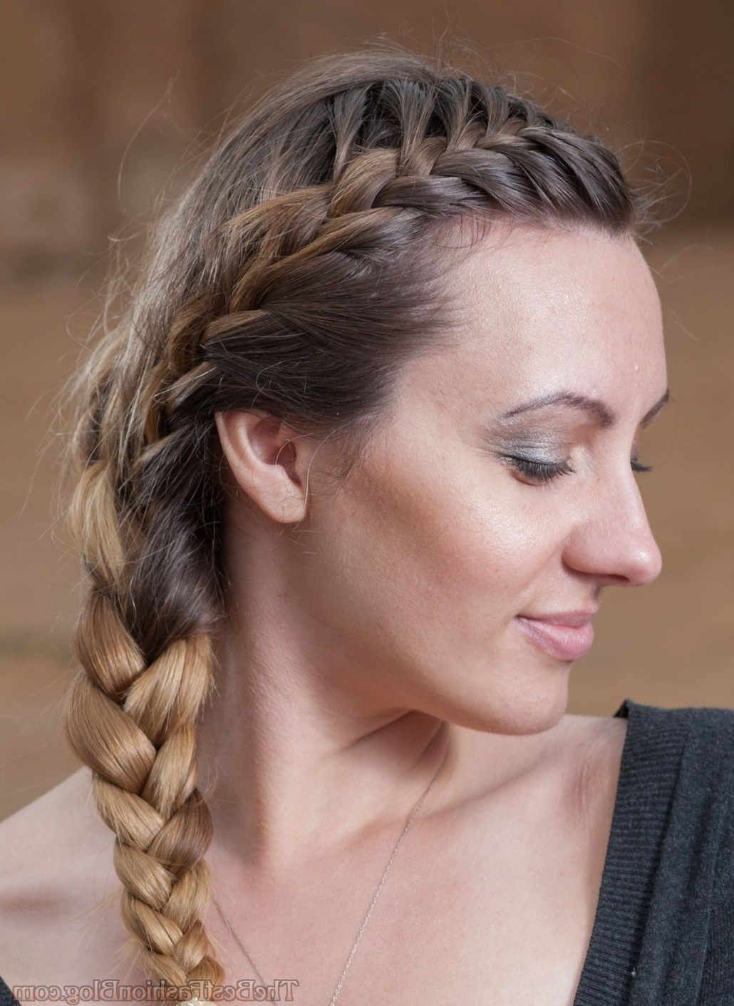 Widely Used Side Braided Ponytail Hairstyles Intended For Braided Ponytail Hairstyles (View 20 of 20)