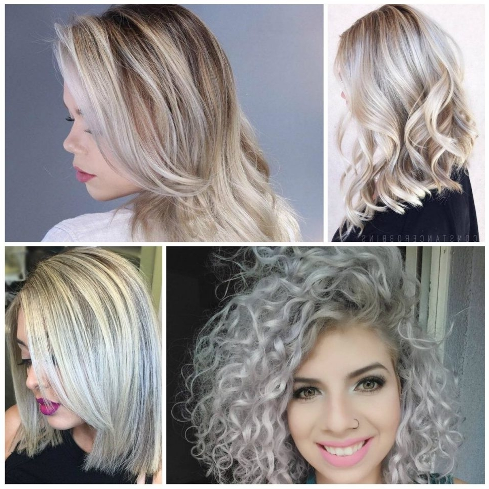 Women Hairstyle : Marvelous Platinum Blonde Hairstyles Astonishing Inside Current Platinum Highlights Blonde Hairstyles (View 20 of 20)