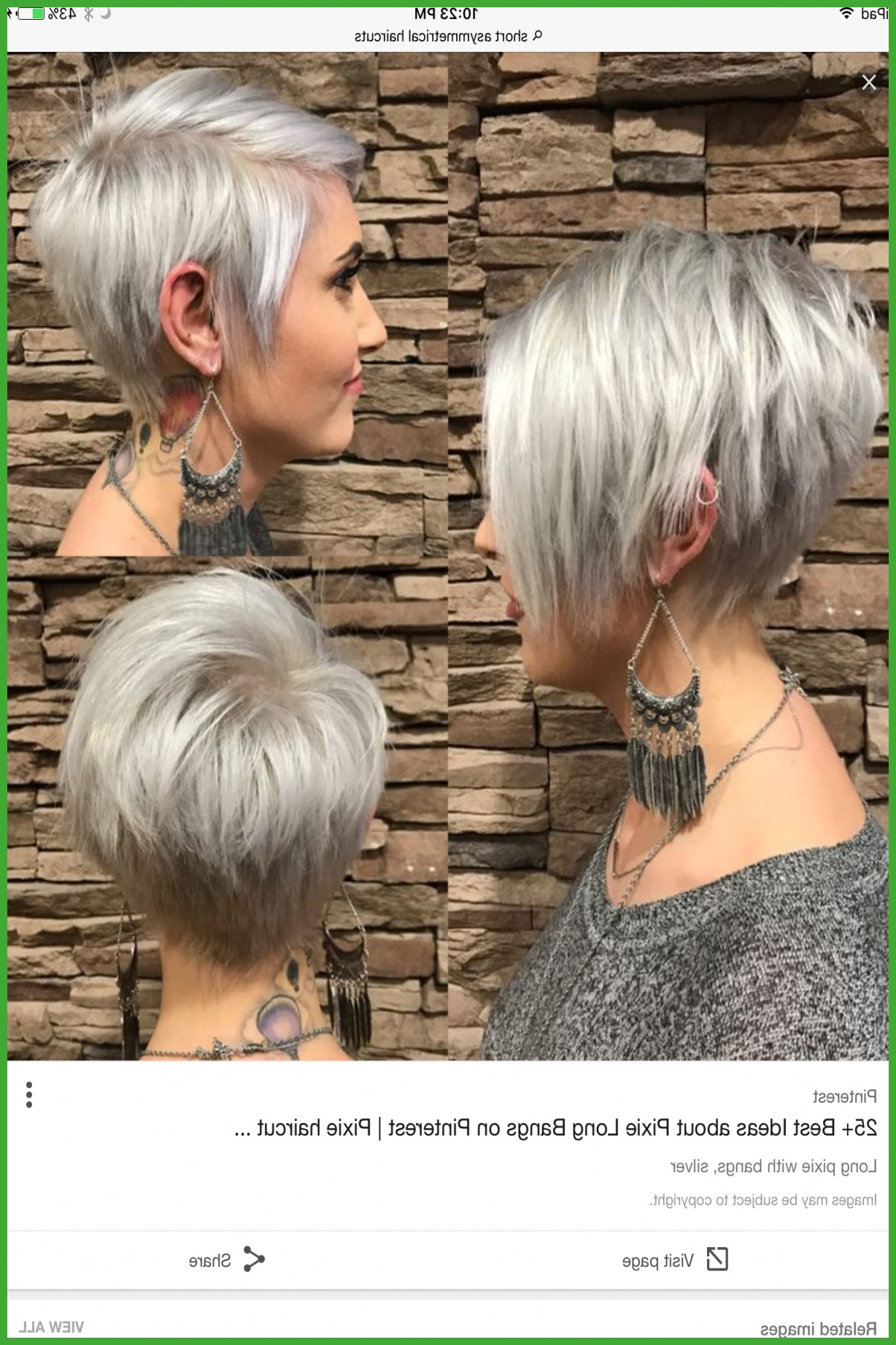 20 Ideas Of Angled Pixie Bob Hairstyles With Layers