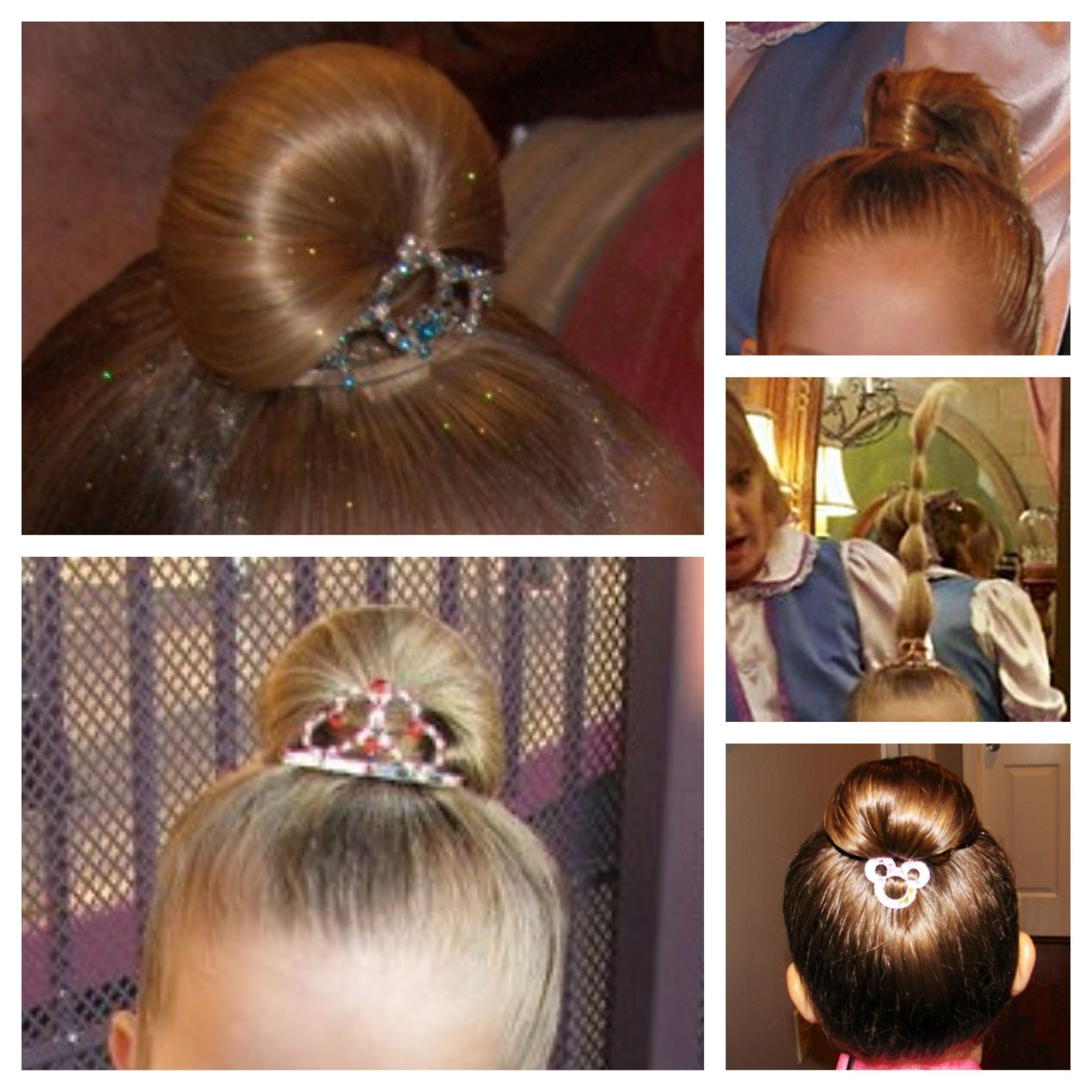 You Can Style The Bibbidi Bobbidi Boutique Fairytale Princess Hair In Recent Princess Tie Ponytail Hairstyles (Gallery 19 of 20)