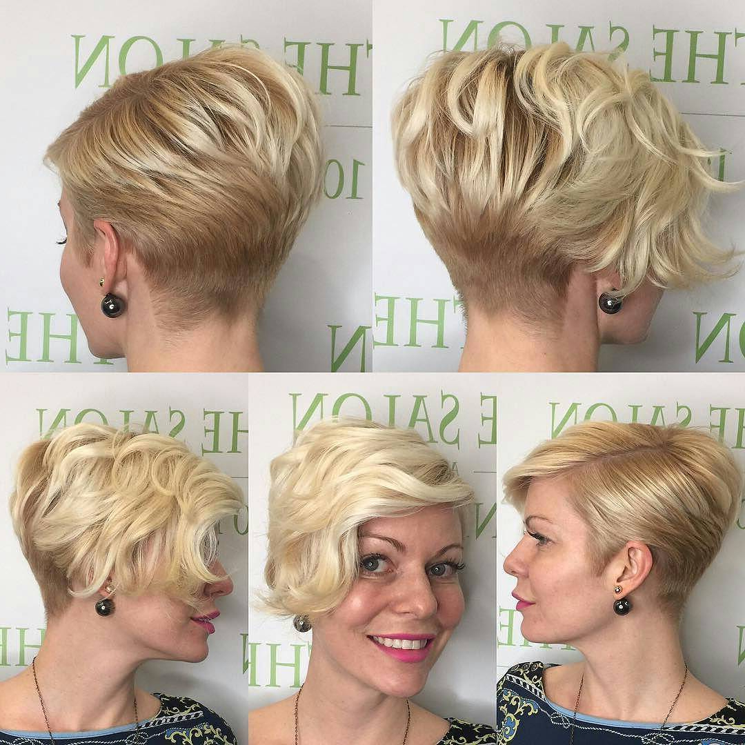 10 Best Pixie Haircuts 2019 – Short Hair Styles For Women For Pixie Bob Hairstyles With Golden Blonde Feathers (View 1 of 20)