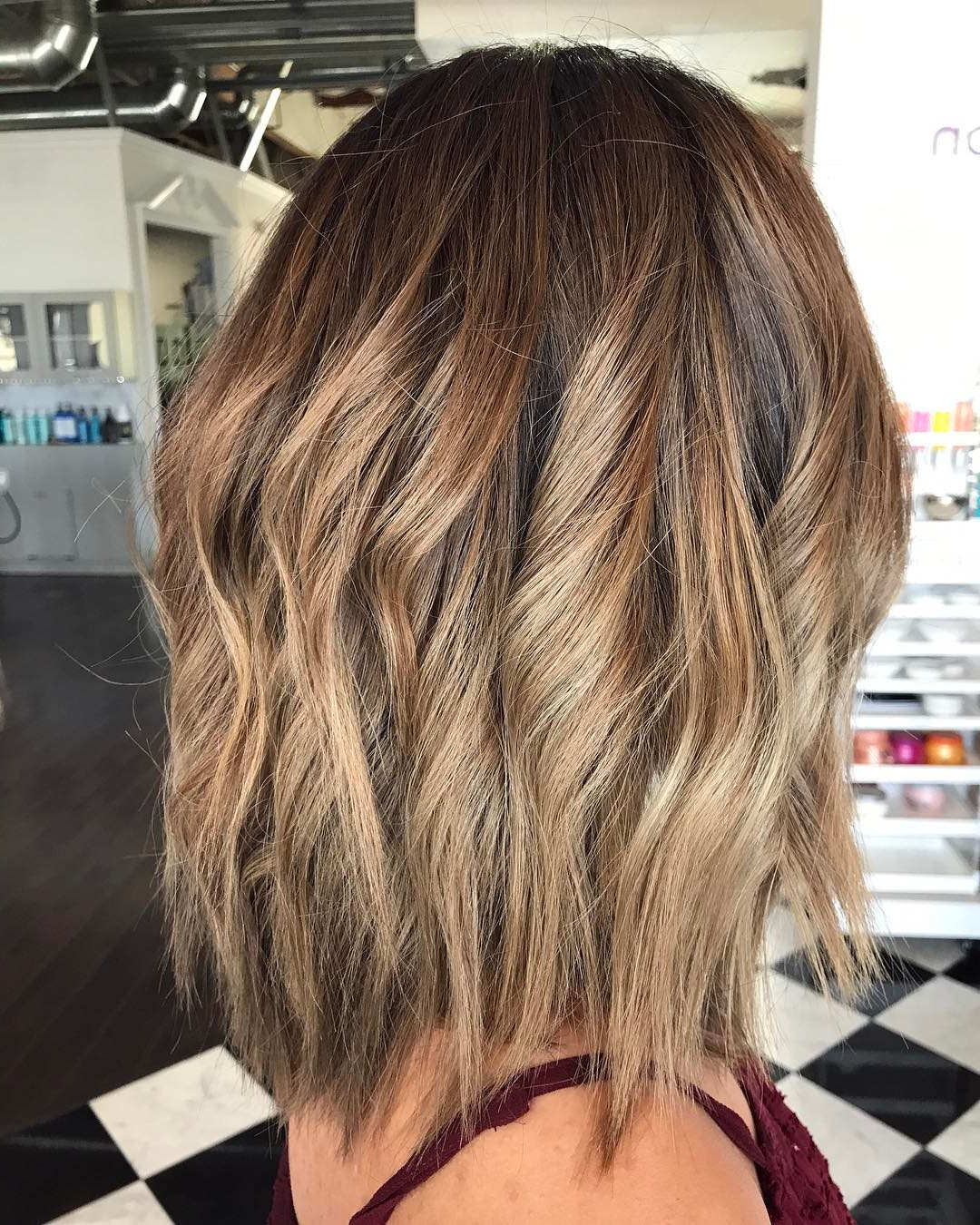 10 Layered Bob Hairstyles – Look Fab In New Blonde Shades! – Popular Regarding Short Bob Hairstyles With Long Edgy Layers (View 2 of 20)