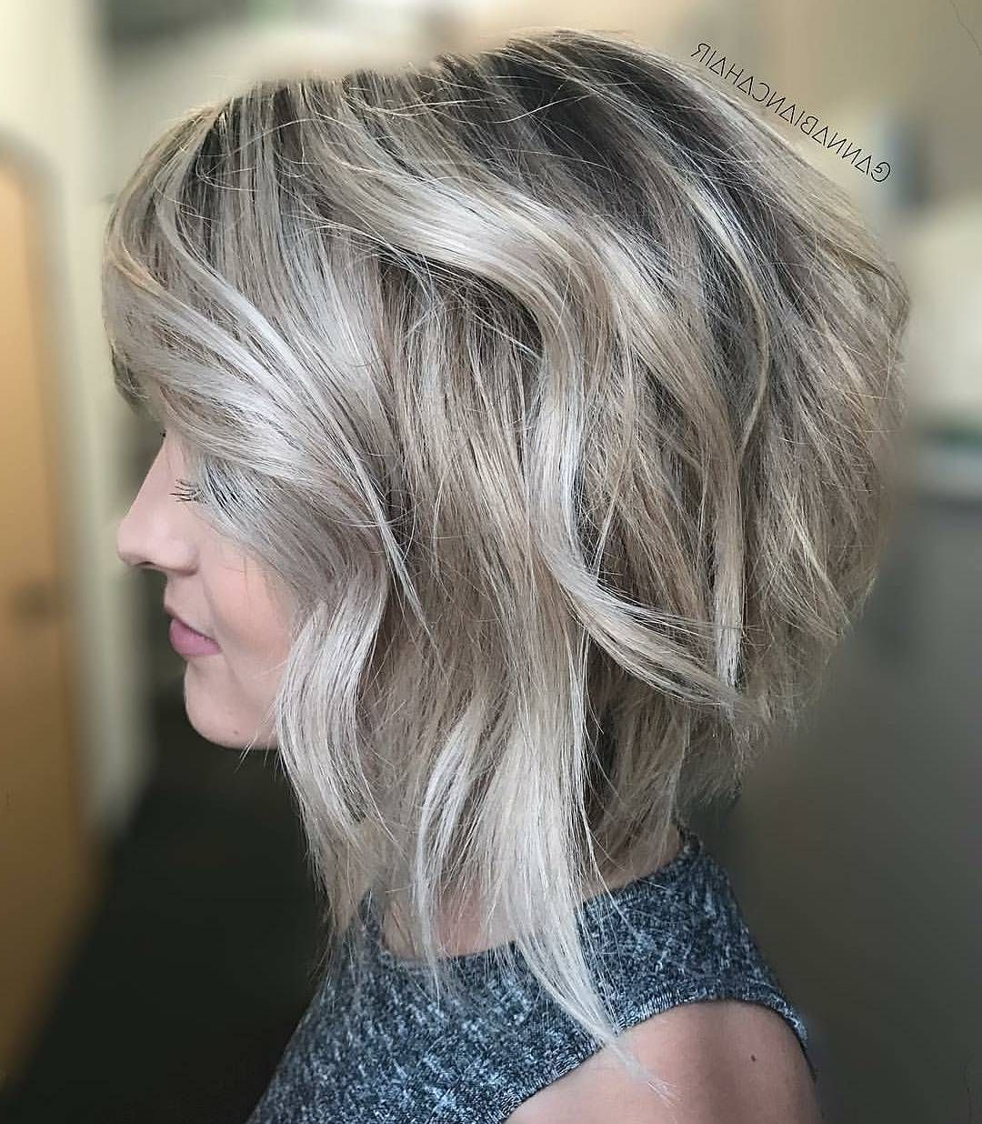 10 Messy Hairstyles For Short Hair – Quick Chic! Women Short Haircut Regarding Messy Pixie Haircuts With V Cut Layers (View 5 of 20)