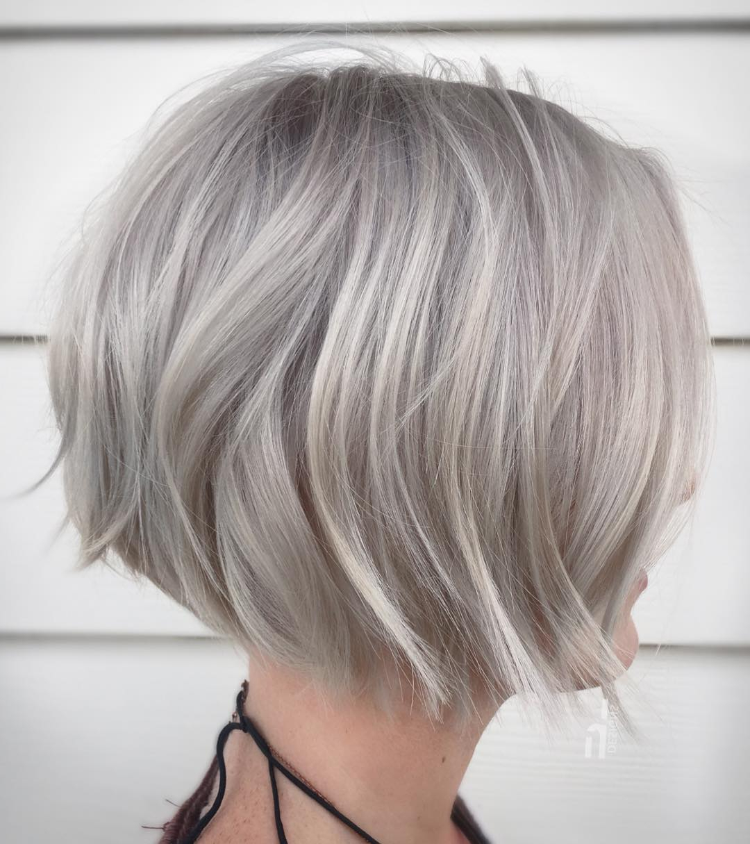 10 Stylish Medium Bob Haircuts For Women – Easy Care Chic Bob Hair 2019 With Regard To Choppy Rounded Ash Blonde Bob Haircuts (View 6 of 20)
