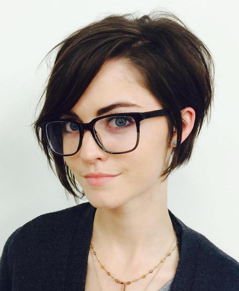 Featured Photo of Messy Sassy Long Pixie Haircuts