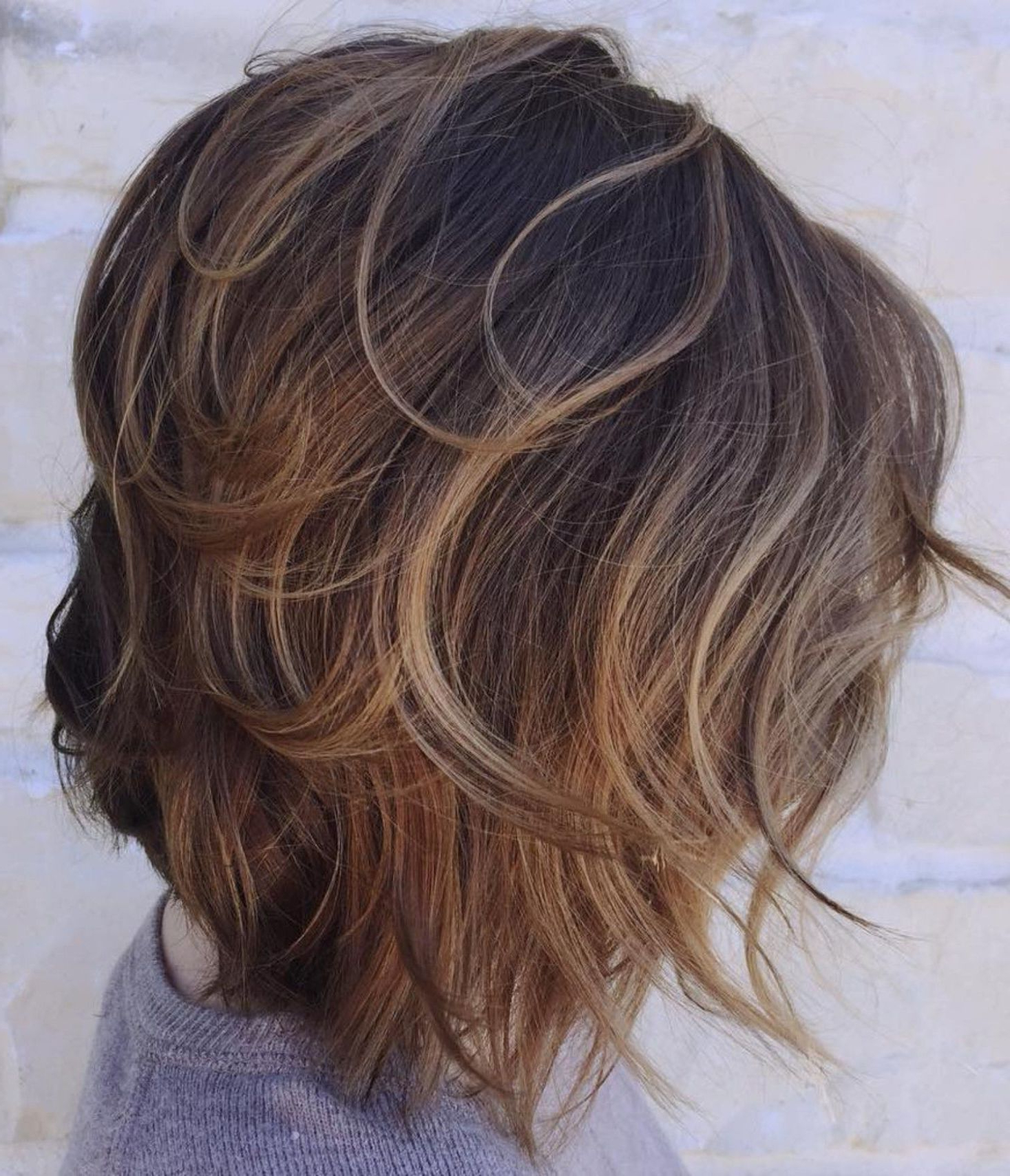 100 Mind Blowing Short Hairstyles For Fine Hair | Pinterest | Short With Regard To Burgundy And Tangerine Piecey Bob Hairstyles (View 12 of 20)