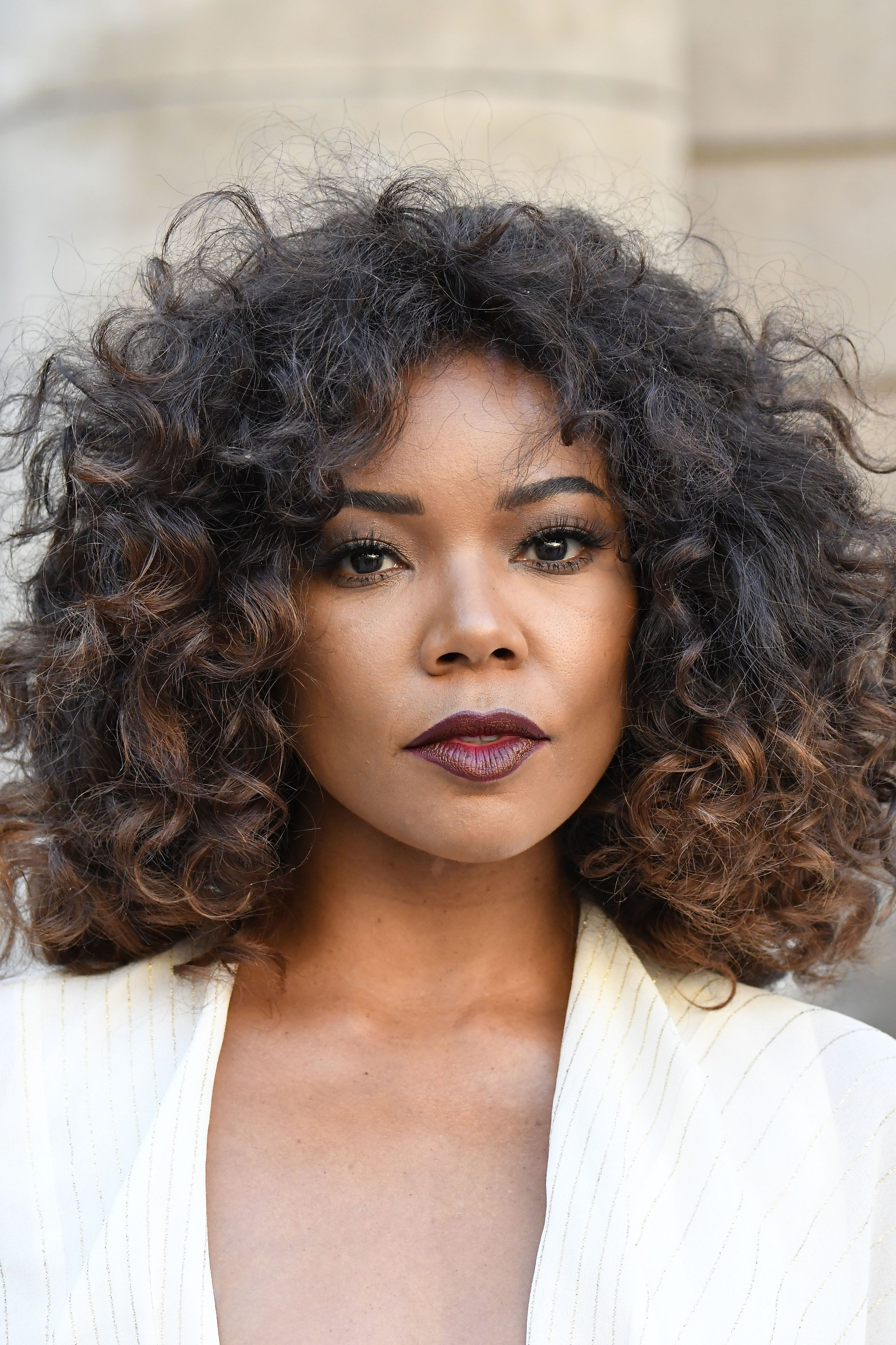 13 Times Gabrielle Union Was 4c Hair Goals In 2018 | Naturally Curly With Regard To Natural Textured Curly Hairstyles (View 4 of 20)