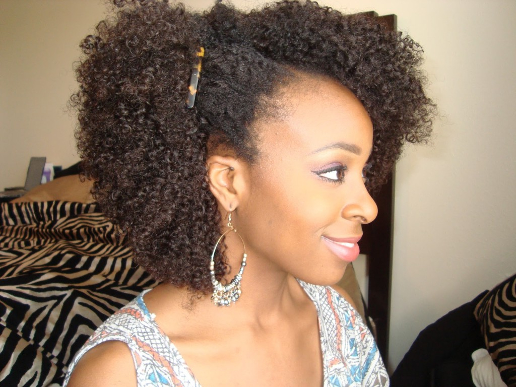 15 Curly Weave Hairstyles For Long And Short Hair Types Intended For Short Black Hairstyles With Tousled Curls (View 2 of 20)