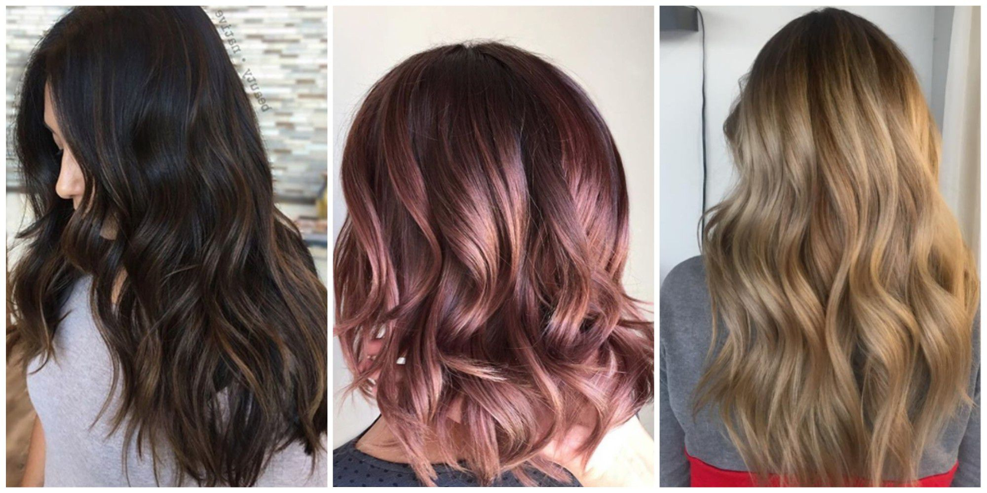 15 Hair Color Ideas And Styles For 2018 – Best Hair Colors And Products With Short Bob Hairstyles With Dimensional Coloring (View 3 of 20)