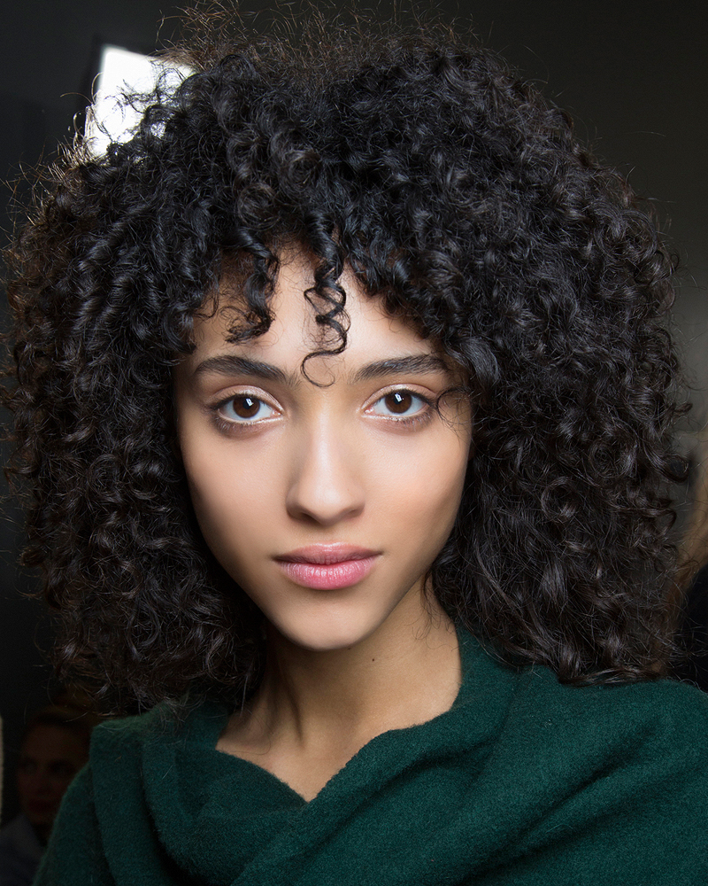 19 Gorgeous Curly Haircuts That Show Off Your Natural Texture In Natural Textured Curly Hairstyles (View 14 of 20)