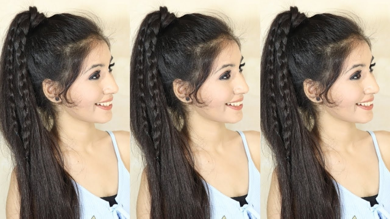 2 Gorgeous Ponytail Hairstyle (View 1 of 20)