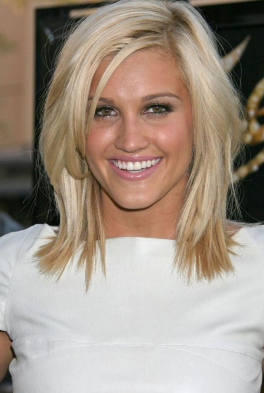 2018 Womens Medium Hairstyles For Fine Hair Womens Long Hairstyles With The Finest Haircuts For Fine Hair (View 17 of 20)