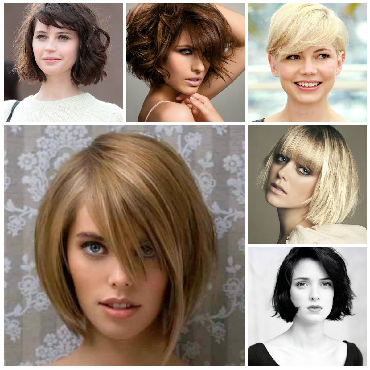 2019 Cute Bob Hairstyles – Trendy Hairstyles 2019 For Long, Medium With Cute Shaped Crop Hairstyles (View 5 of 20)