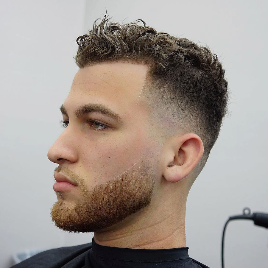 21 New Men's Hairstyles For Curly Hair For Undercut Hairstyles For Curly Hair (View 1 of 20)