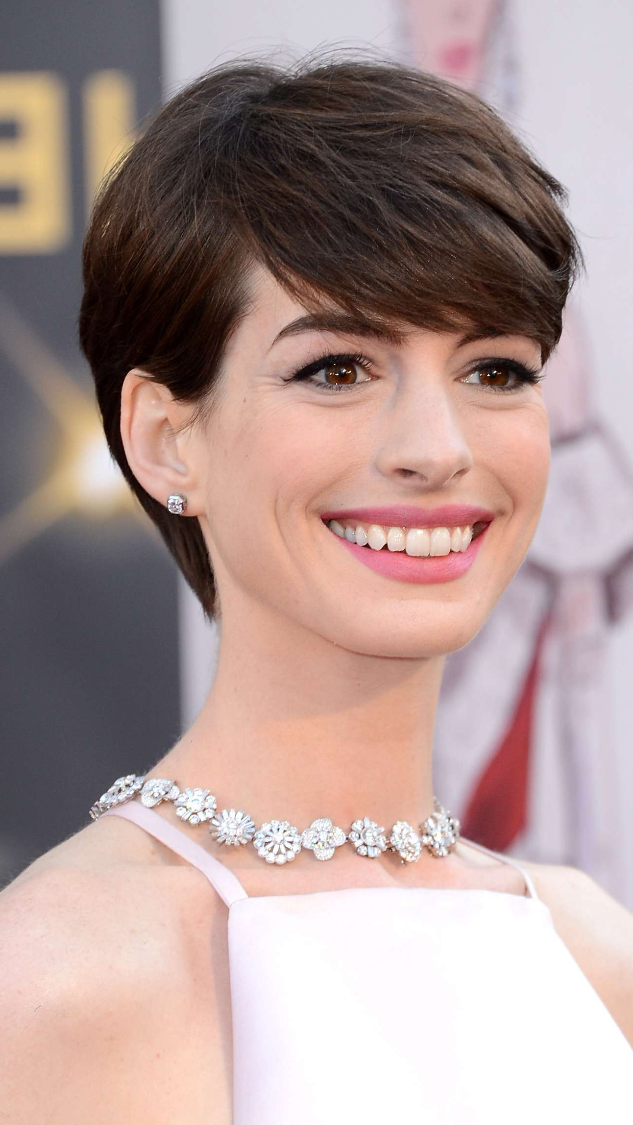 22 Inspiring Short Haircuts For Every Face Shape In Elongated Choppy Pixie Haircuts With Tapered Back (View 4 of 20)