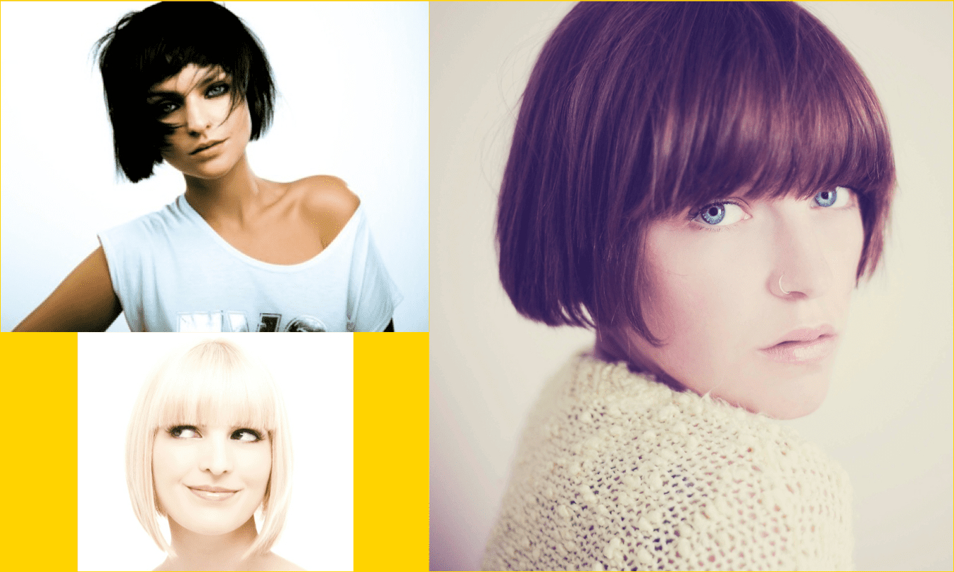 24 Hottest Bob Haircuts For Every Hair Type Intended For High Shine Sleek Silver Pixie Bob Haircuts (View 12 of 20)
