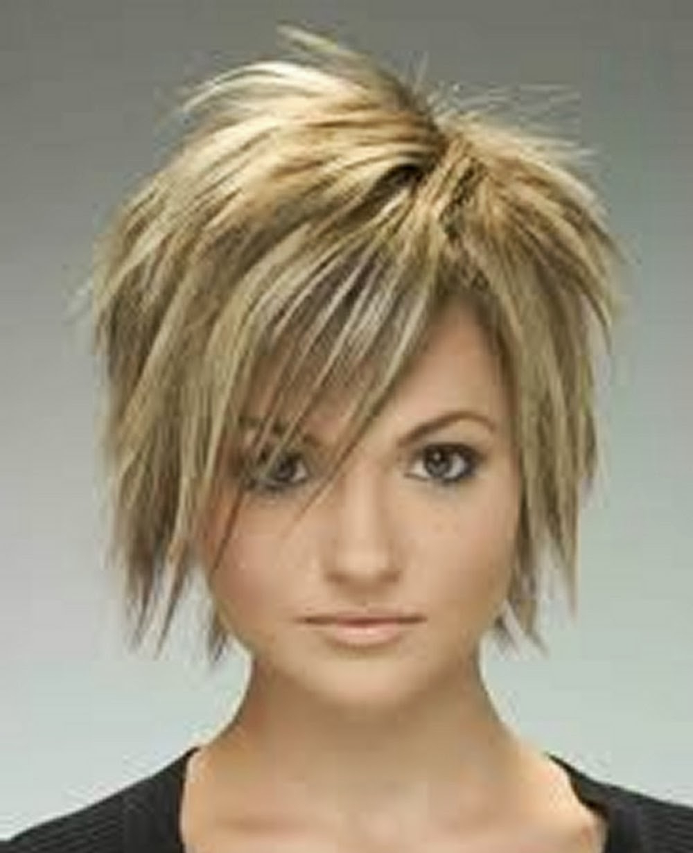 25 Fantastic Short Haircut Inspirations For 2015 – Tipsaholic Throughout Short Bob Hairstyles With Long Edgy Layers (View 14 of 20)